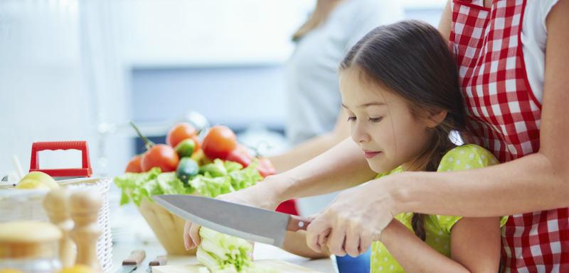 Vos enfants seront ce que vous mangez !