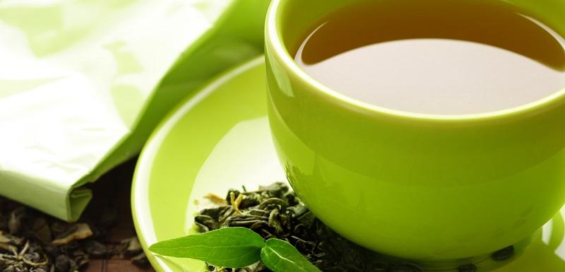 Limiter les effets du régime occidental grâce au thé vert