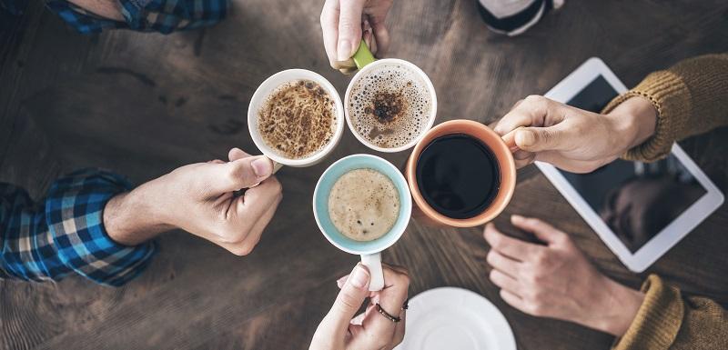 Le café stimule aussi... l'activité de la graisse brune
